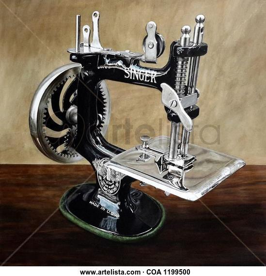 The Machine VI Otros Acrílico Lienzo