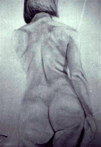 Desnudo Espalda Maria Jose Barrera Garrido Artelistacom