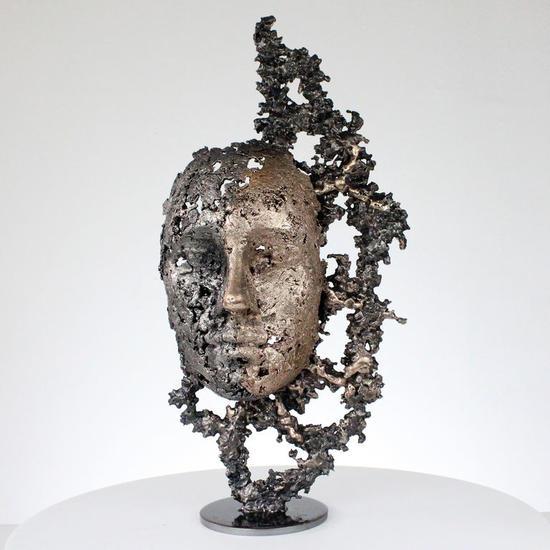 Una lagrima 52-21 Figurative Metal