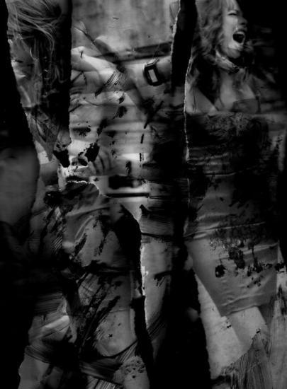 ..from..to Publicidad y moda Blanco y Negro (Digital)