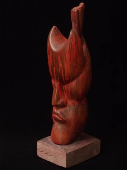 Totem Madera Figurativa