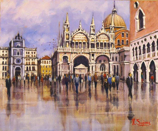 venecia.- reflejos