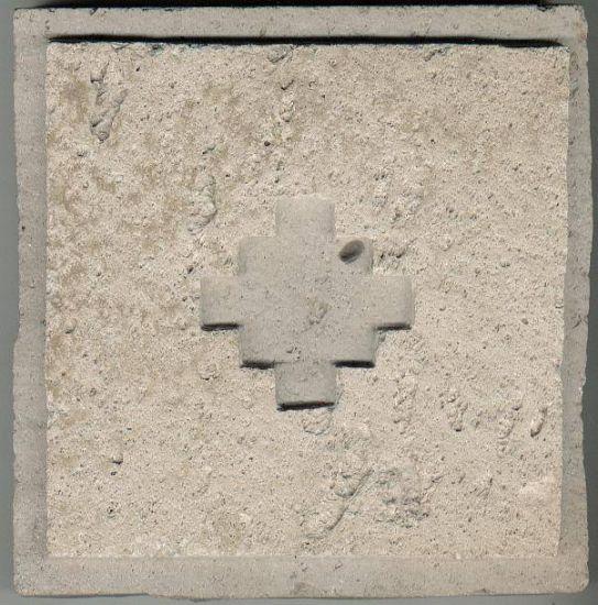 cruz inca Huecograbado