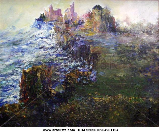 paisaje irlandés