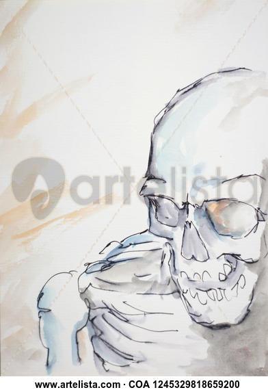 Esqueleto 004 Ink