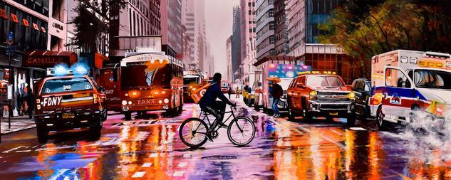 New York #91 Paisaje Otros Otros