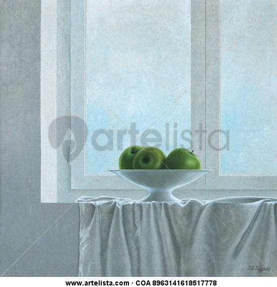 bodegón de manzanas-2