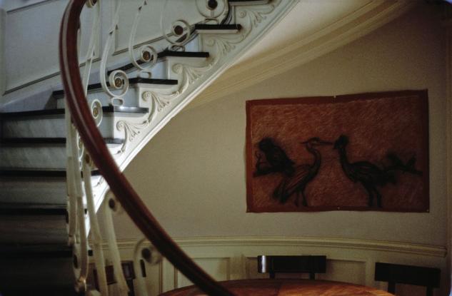 Interiores 1985 Color (Digital) Architecture and Interiorism