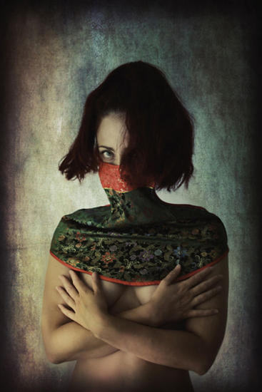 Mutante - Edición de 25 Color (Digital) Retrato