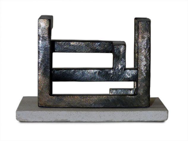 Locum 24 Metal Abstracta