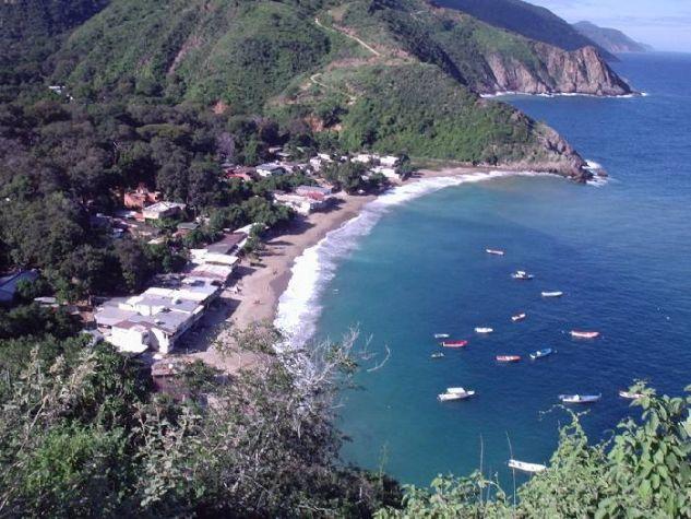 Bahia de Chichiriviche de la Costa