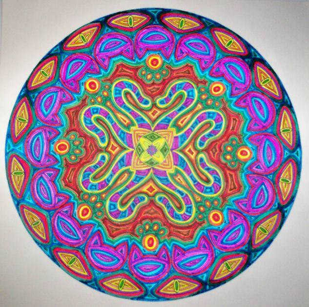 Mandala 2 - Tigrita