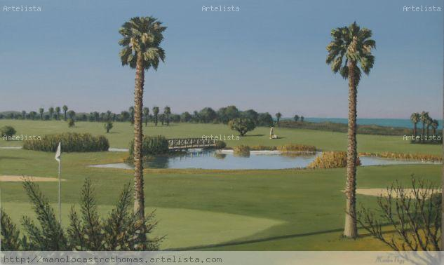 Novo sancti petri - golf