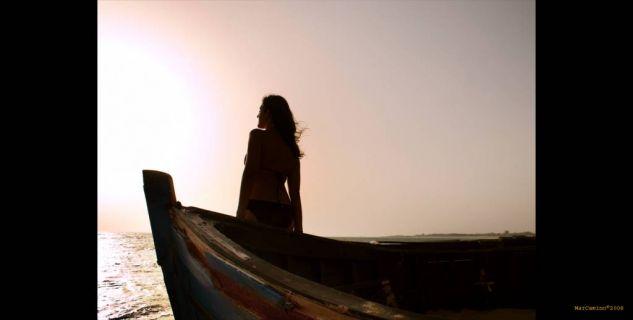 playa caños de meca( cádiz,andalucía)