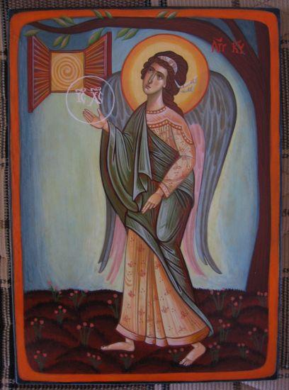 Icon-Angel of God
