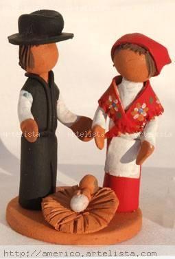 Presepios Tradicionais Portugueses -Minho