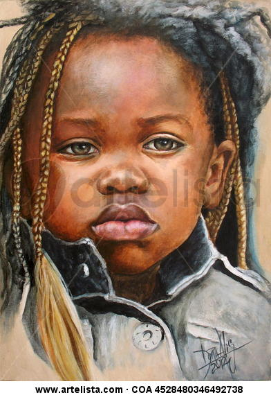 niña de áfrica 1