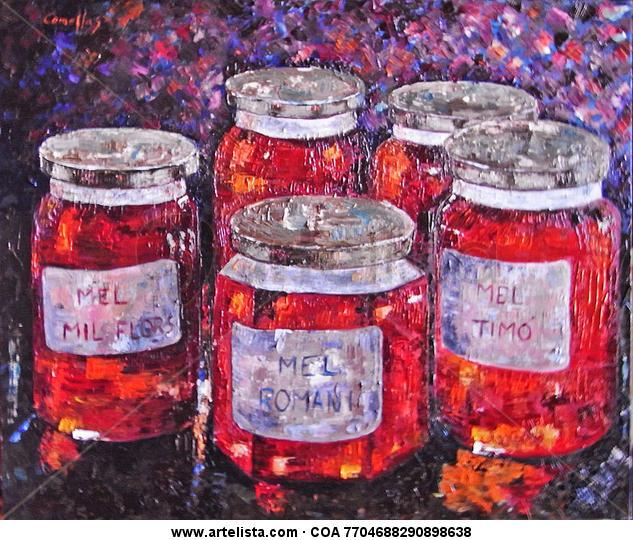 Pots de mel