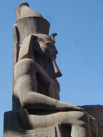 Ramses II Color (Digital) Viajes