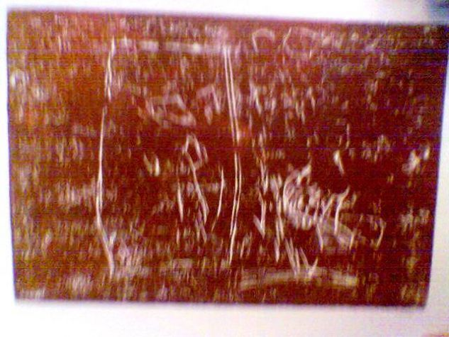 ABSTRACTO DUBUFFET Screen-Printing