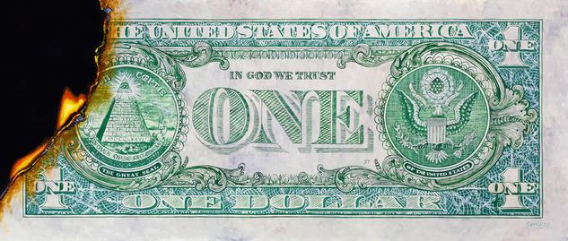 One Dollar #2 (Reverse) Otros Otros Tabla