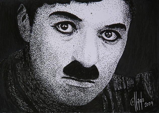 Chaplin Making Pen
