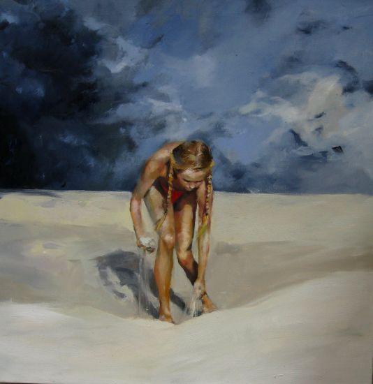 tormenta y arena