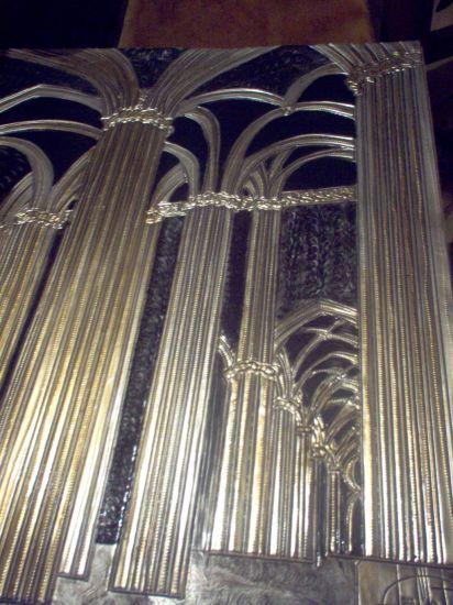 ala lateral de la catedral de sevilla Óleo Otros Otros