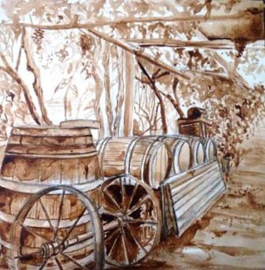 el lugar del vino Otros Tinta Paisaje