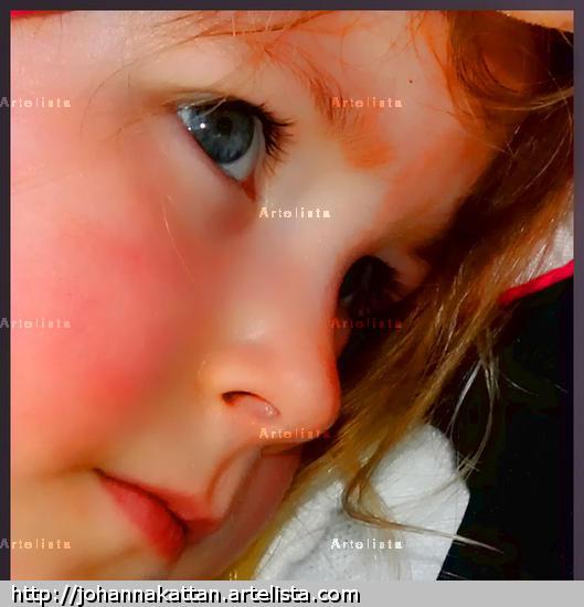 Ternura Color (Digital) Retrato
