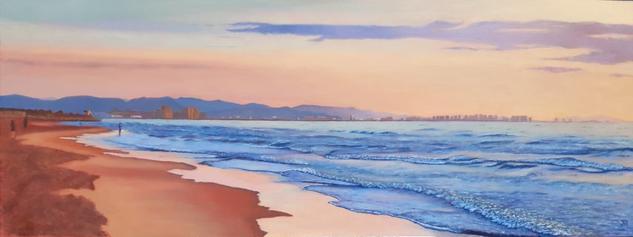 BAHIA Marine Painting Oil Panel
