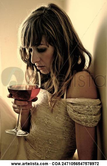 Días de vino y rosas Color (Digital) Retrato