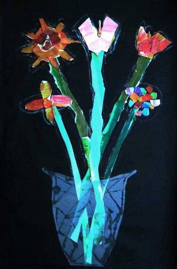 Blumen für mama Otros Papel Floral