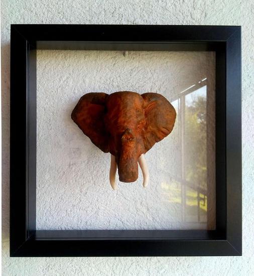 Elefante Otros Figurativa