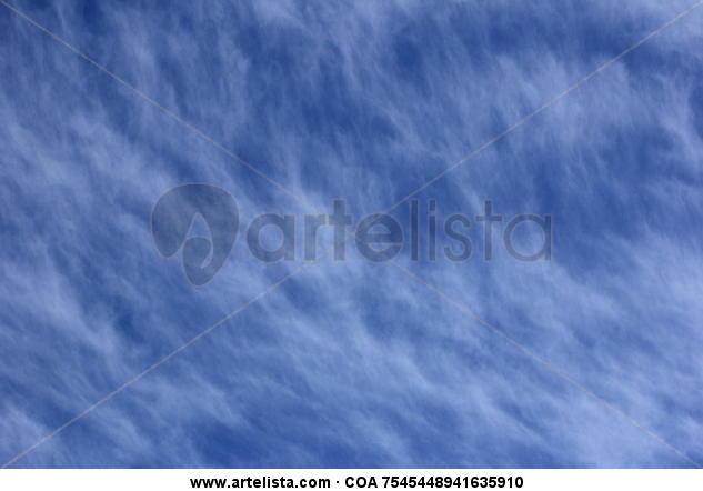 Plumas de nube Color (Digital) Conceptual/Abstracto