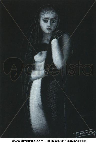 Nu4 Cartulina Pastel Desnudos
