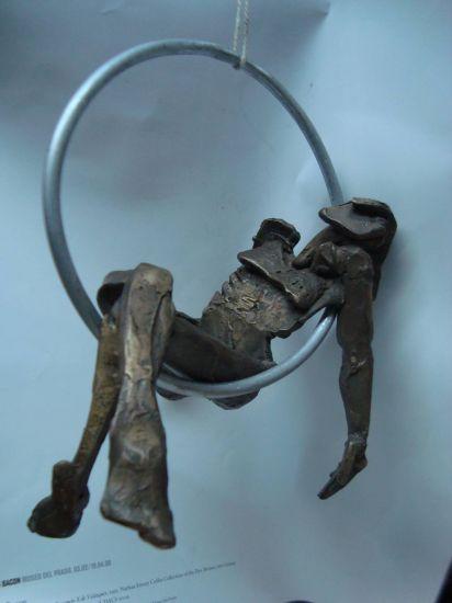 SELENE, Diciembre Bronce Figurativa