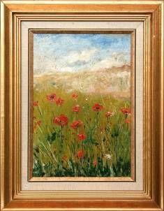 Mi sueño Oil Canvas Landscaping
