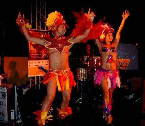 Brazilian dance 1 Publicidad y moda Color (Digital)