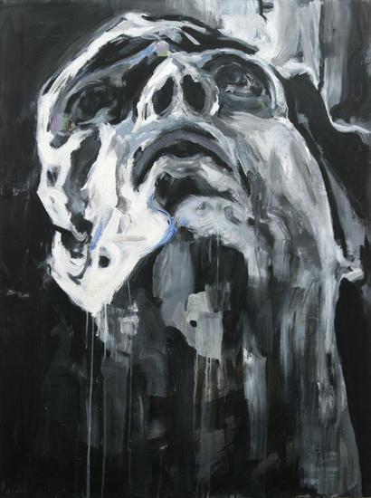 Portrait Lienzo Acrílico Retrato