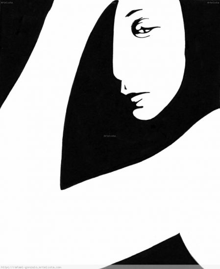 Sola y su alma Ink