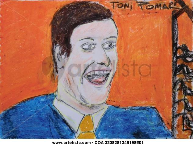 Mr. Trololo original upload Papel Cera Retrato