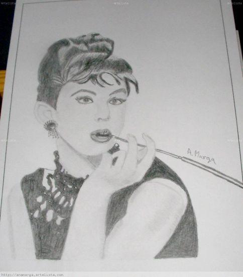 Audry Hepburn 2