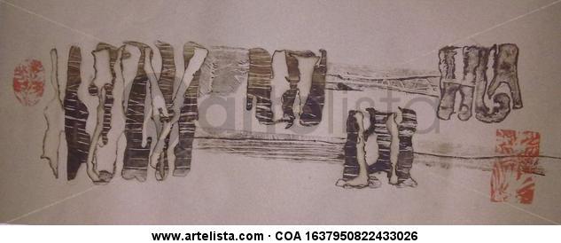 Fragmentos Linograbado