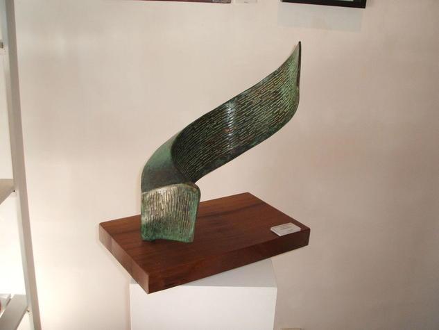 EMPREMTA Bronze Abstract