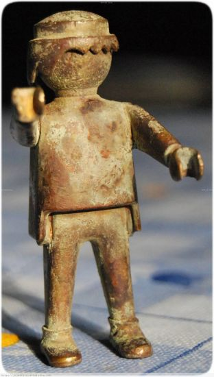 playmobil Bronze Figurative