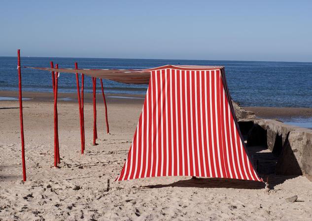 Carpa de playa Color (Digital) Viajes