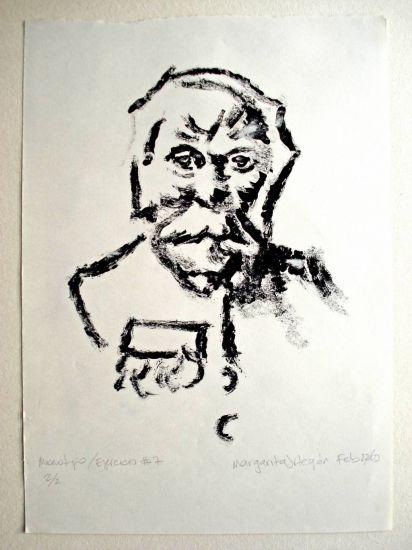 Retrato Monograbado