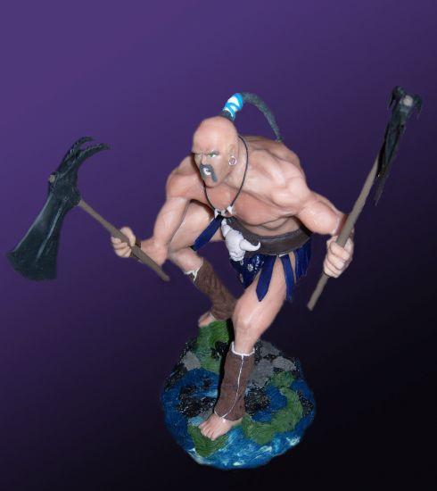guerrero Cerámica Figurativa
