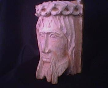 cristo Figurativa Madera